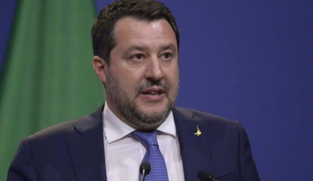 İtalya'da eski bakan Salvini 15 yıl hapis cezası alabilir
