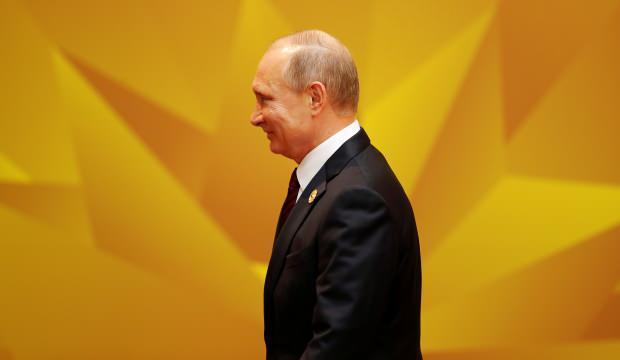 Kremlin Putin'in servetini açıkladı