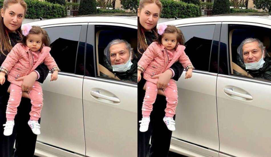 Mehmet Ali Erbil'in torun hasreti sona erdi!