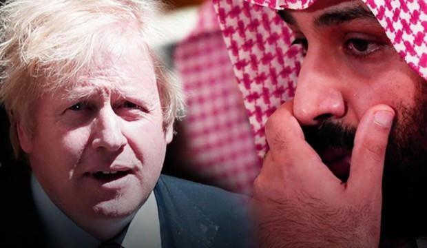 Prens Selman'dan Boris Johnson'a mektup! Gizli yazışmalar ortaya çıktı