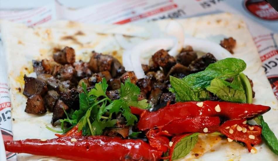 Şanlıurfa'nın bu ay en çok yenen yemeği: Ciğer Kebap