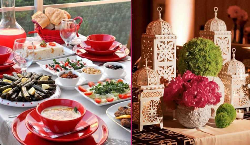 Ramazan ayına özel ev dekorasyon önerileri 2021...