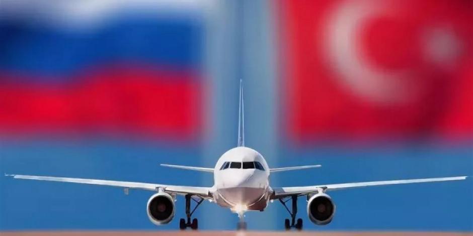 Ruslar tepkili: Türkiye'ye uçuş yasağı gereksiz