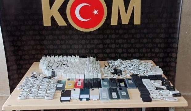 Şırnak'ta 'kaçakçılık' operasyonu: 64 gözaltı