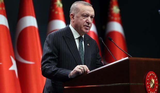 Son dakika: Erdoğan yeni kısıtlama kararlarını açıkladı! Türkiye yeniden kapanıyor...