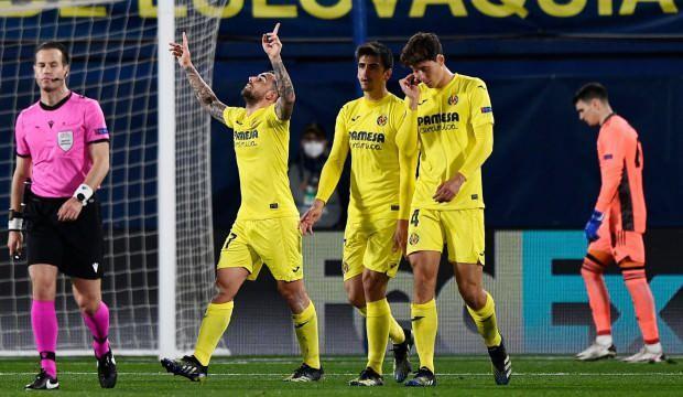 Villarreal namağlup yarı finalde!