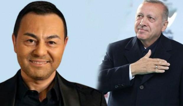 Serdar Ortaç Erdoğan'ı neden sevdiğini açıkladı...