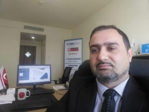 KKTC Akademik Birimi Öğretim üyesi Yrd.Doç.Dr.Zeki Akçam