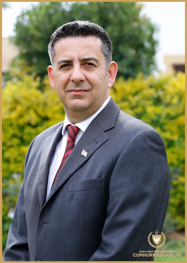 KKTC Cumhurbaşkanlığı Uluslararası İlişkiler & Diplomasi Özel Danışmanı Profesör Dr. Hüseyin Işıksal