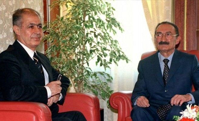 Ahmet Necdet Sezer ve Bülent Ecevit