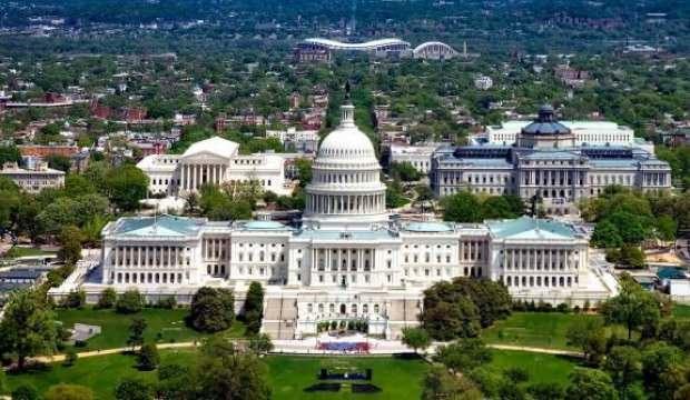 ABD'de tarihi Washington hamlesi
