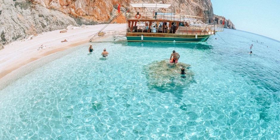 Ada tatili arayanlar! İşte ülkemizin en güzel 8 adası