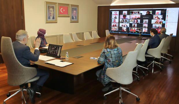 Ak Parti İstanbul il başkanı Kabaktepe 23 Nisan'ı 101 çocukla kutladı!