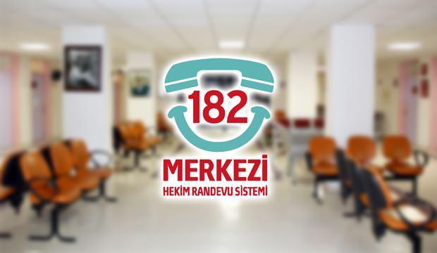 Alo 182 neden açılmıyor? Merkezi Hastane Randevu Sistemi (MHRS) randevu alma!