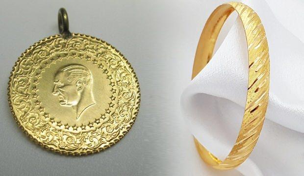 Altın fiyatları yükseliş sürüyor! 19 Nisan Çeyrek altın Gram altın Bilezik alış satış fiyatı