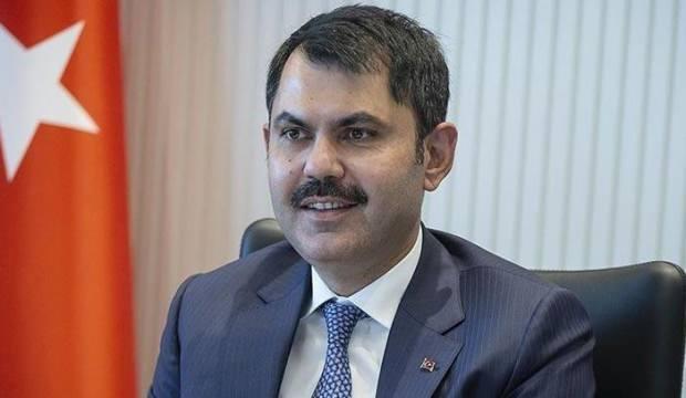 Bakan Kurum açıkladı: İhale pazartesi günü yapılacak