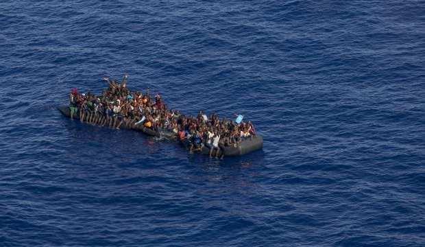 BM: Akdeniz'de son birkaç günde 172 göçmen hayatını kaybetmiş olabilir