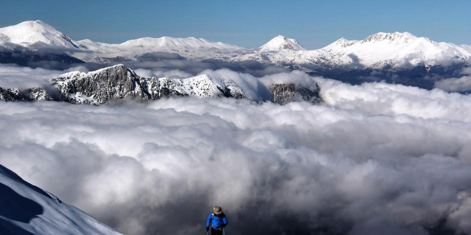 Bu fotoğraflar Tahtalı Dağı'ndan! Hayran bıraktı