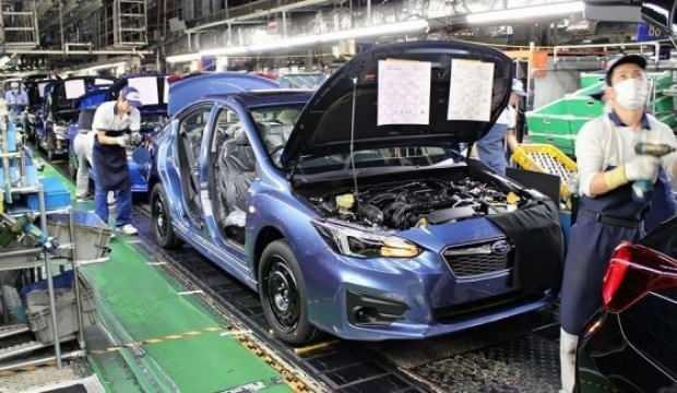 Çip krizi Subaru'da üretimi azalttı