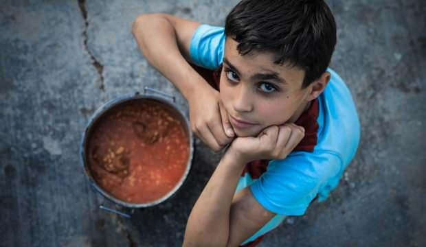 Çöplükten, yoksulların iftar adresine dönüşen 'Çorbahane'
