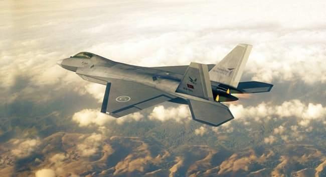 Milli Muharip Uçak için çalışmalar tüm hızıyla devam ediyor.