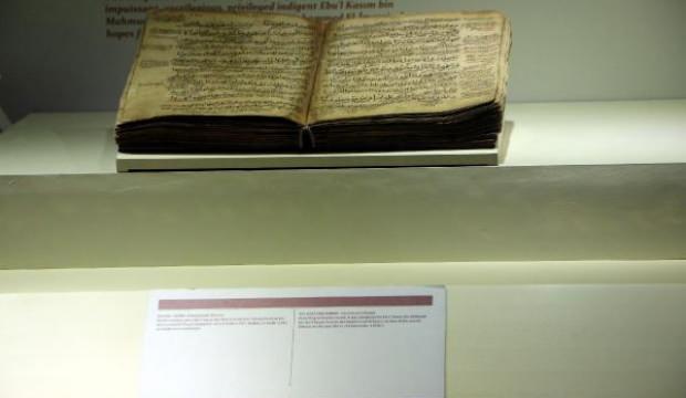 Danışmendli dönemi el yazması Kur'an-ı Kerim, ilgi çekiyor