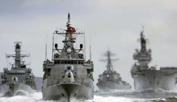 Deniz Kuvvetleri Komutanlığına ait 23 gemi, 23 Nisan'da 23 limanı ziyaret edecek