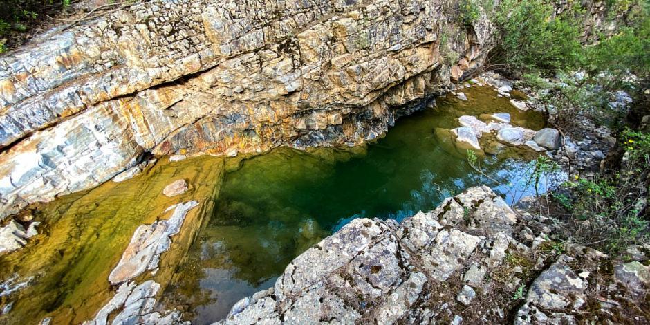 Doğa tutkunlarının yeni rotası 'Kral Havuzu'