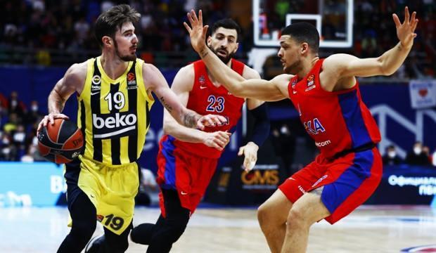 Fenerbahçe Beko seride 2-0 geriye düştü!