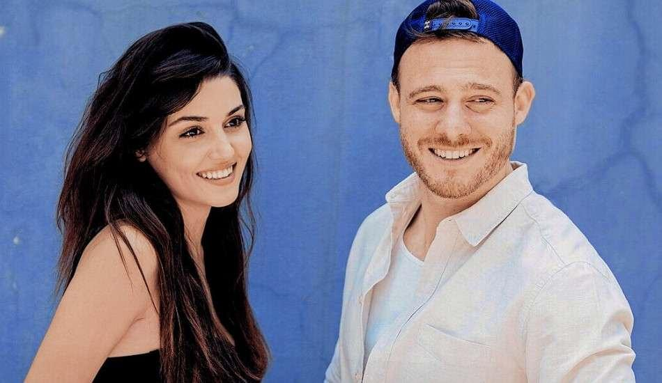 Hande Erçel ve Kerem Bürsin bedava tatil mi yaptı?