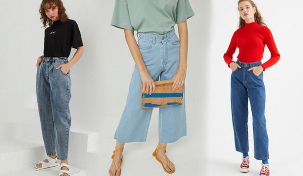 İlkbahar 2021 Jean trendleri neler? İşte İlkbahar 2021'in denemeniz gereken Jean modelleri