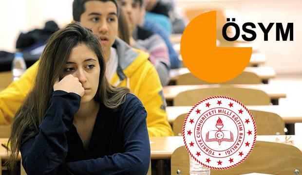 2021 LGS ve YKS iptal mi edilecek? ÖSYM ve MEB'den sınavlar hakkında kritik karar...