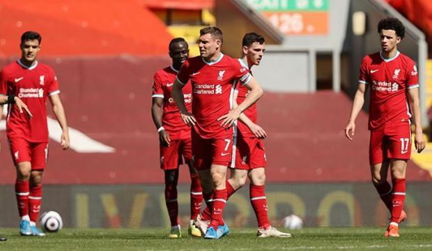 Liverpool'un 2021 kabusu devam ediyor