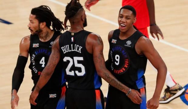 New York Knicks'ten üst üste 9. galibiyet!