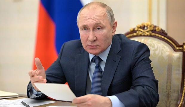 Putin'den Zelenskiy'e yanıt!