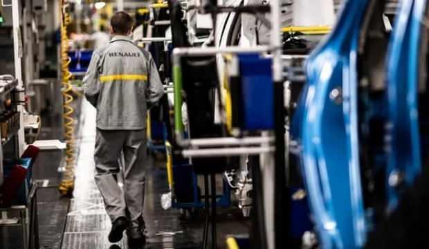 Renault Grubu, ilk çeyrekte 665 bin araç sattı