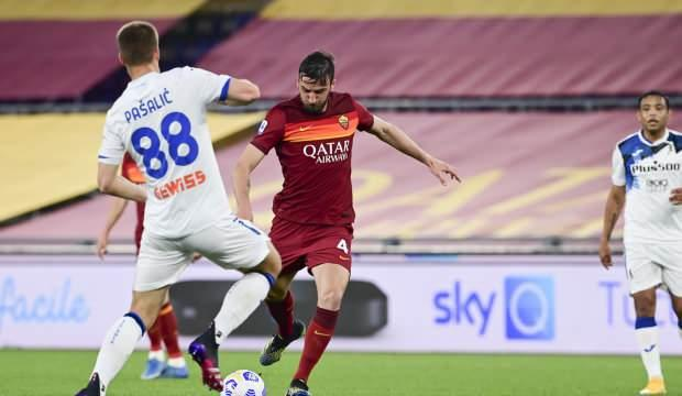 Roma, Atalanta ile 1-1 berabere kaldı