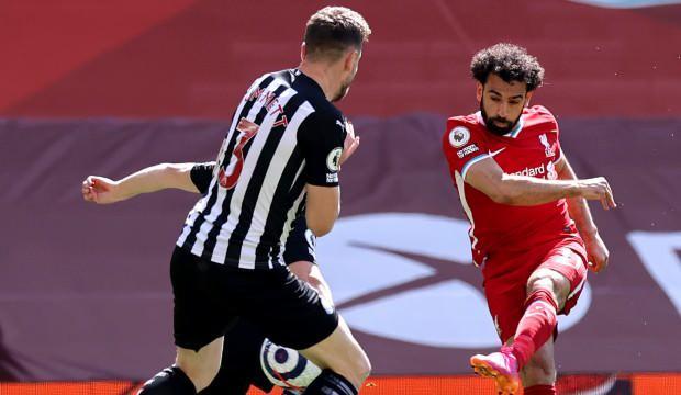 Salah rekor kırdı! Liverpool, galibiyeti 90+5'te kaçırdı
