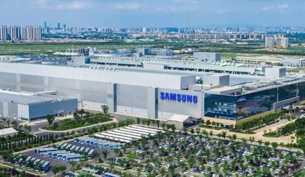 Samsung 45 milyar dolar bütçeyle iki fabrika kuruyor