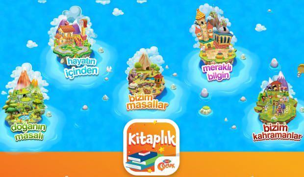 TRT'den yeni hizmet: TRT Çocuk Kitaplık kullanıma açıldı