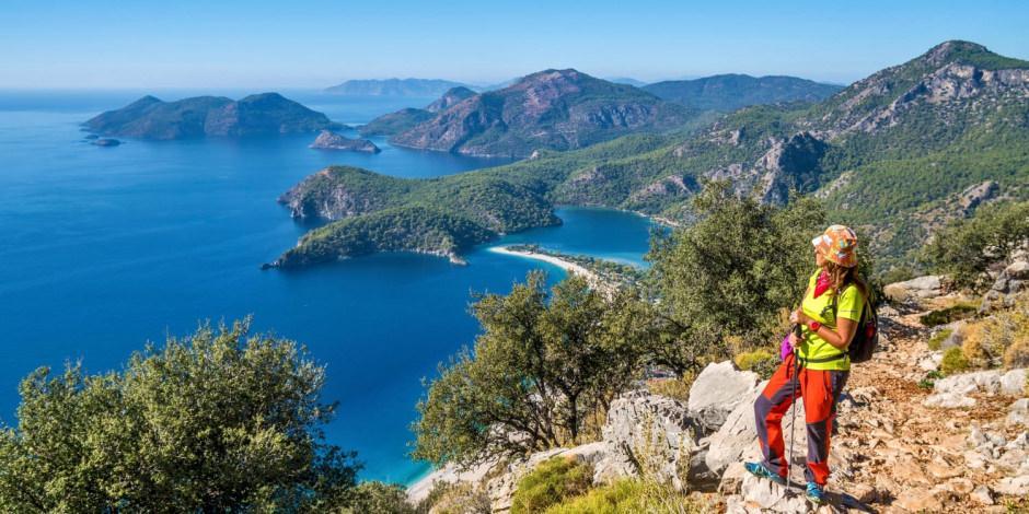 Türkiye'deki en iyi trekking rotaları