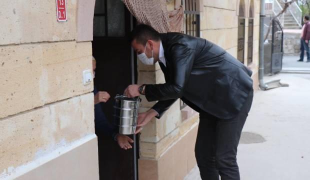 Ürgüp'te iftar yemekleri kapıda