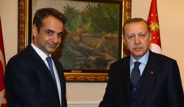 Yunanistan Başbakanı Miçotakis: Erdoğan ile bir araya geleceğiz