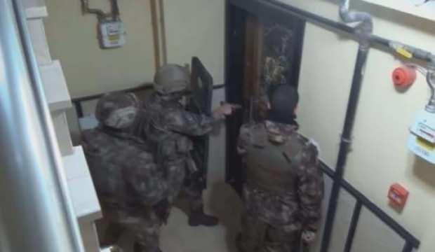 MİT ve Emniyet'ten İstanbul'da DEAŞ operasyonu