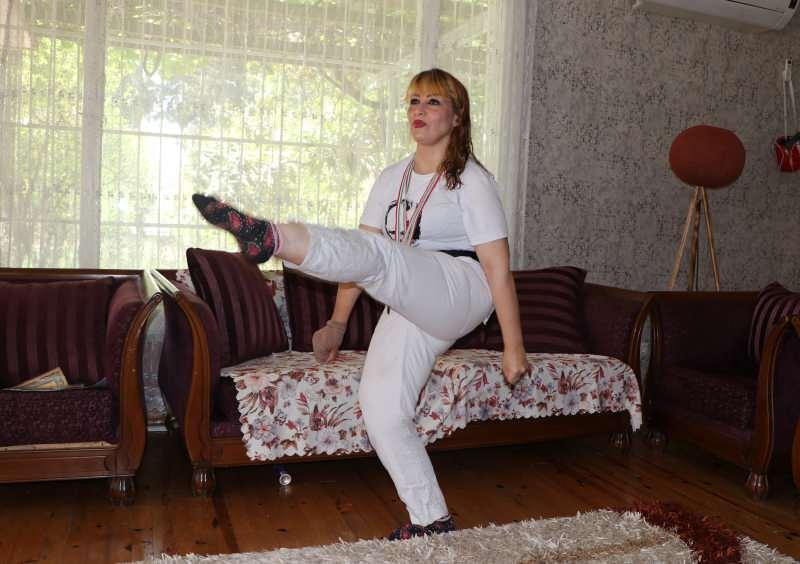 Adana haberleri Karateci Amirabad, koca dehşetini anlattı - 01 Mayıs 2021