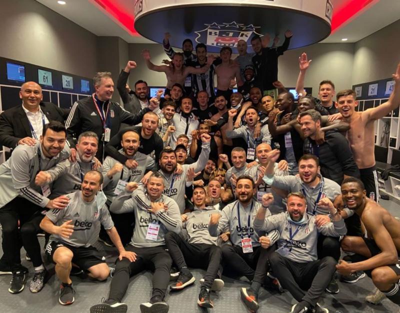 Beşiktaş: Kimse Heveslenmesin