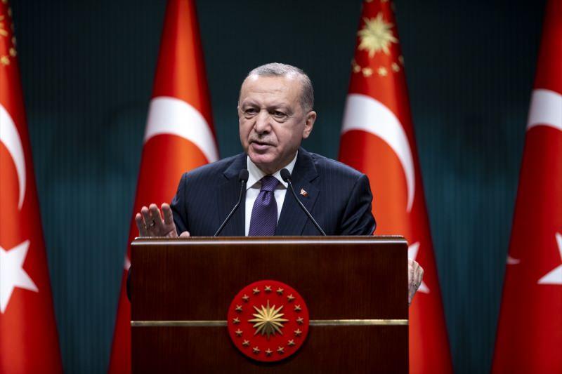 Cumhurbaşkanı Erdoğan, Bakanlar Kurulu toplantısının ardından açıklama yaptı.