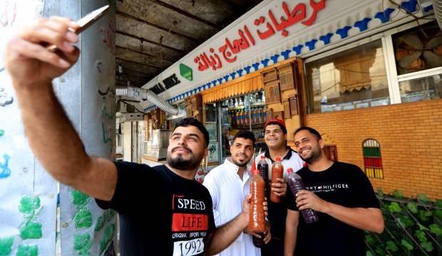 Bağdat'ta tarihi lezzet iftar sofralarını süslüyor