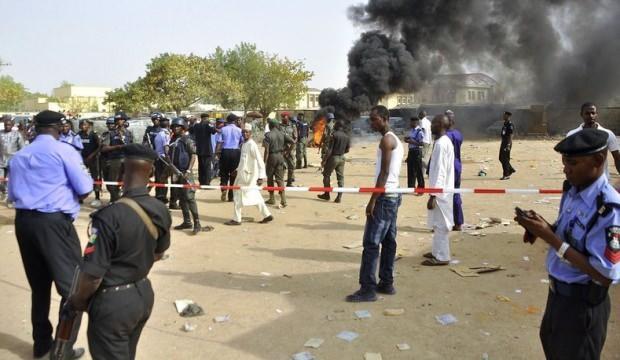 Boko Haram konvoyu vurdu: 31 ölü!
