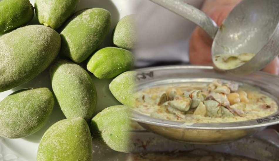 Çağla nedir ve nasıl yenir? Çağla çorbası nasıl yapılır?